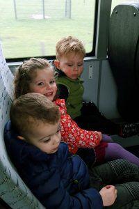 gastouder kinderopvang Barendrecht: Naar de Banjo Bengeltjes met het openbaar vervoer