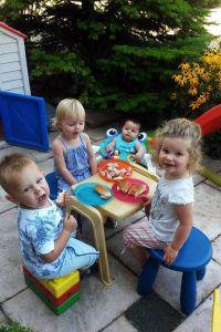Gastouder kinderopvang Barendrecht: De kosten voor de lunch zijn inbegrepen in het uurtarief bij de Banjo Bengeltjes
