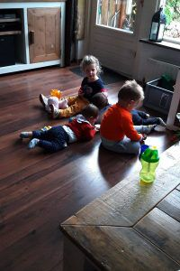 child-minder Barendrecht: We all play together and learn to share at childcare de Banjo Bengeltjes