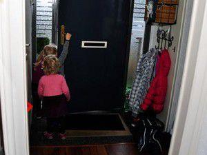 Kinderopvang Barendrecht: Deur opendoen voor papa of mama bij de Banjo Bengeltjes